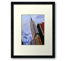 ESB, NYC Framed Print