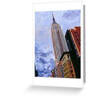 ESB, NYC Greeting Card