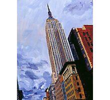 ESB, NYC Photographic Print