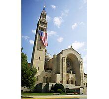 Washington National Cathedral Photographic Print