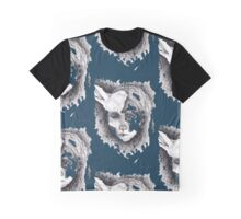 Rabbit Mask Graphic T-Shirt