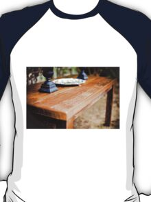 Place Setting T-Shirt