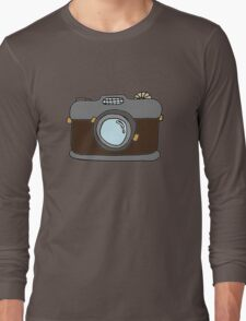 Retro Camera -Version 1 Long Sleeve T-Shirt