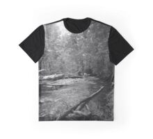 Oconaluftee River - Great Smokey Mountains Graphic T-Shirt