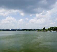 Potomac River by Cristy Hernandez
