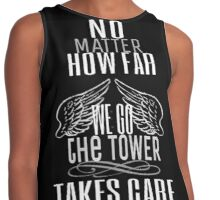 The Tower Contrast Tank