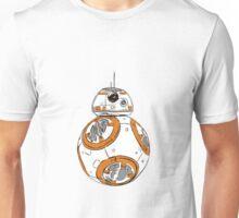 bb8 colour Unisex T-Shirt