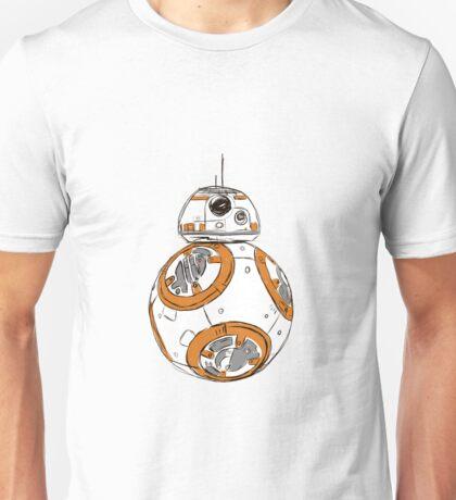 bb8 colour Unisex T-Shirt