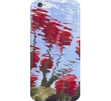 Reflected Tulips iPhone Case/Skin