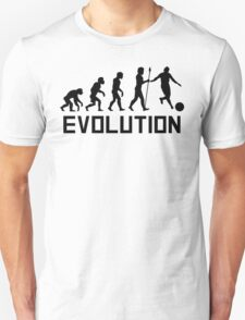 Kickball Evolution Unisex T-Shirt