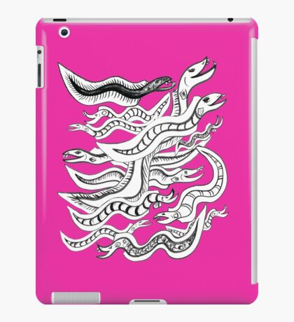 Serpent Party iPad Case/Skin