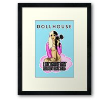 Melanie Martinez Dollhouse BJD Quote Framed Print