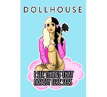 Melanie Martinez Dollhouse BJD Quote Photographic Print