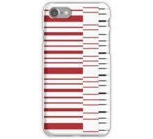 Ferrari Scuderia Barcode iPhone Case/Skin