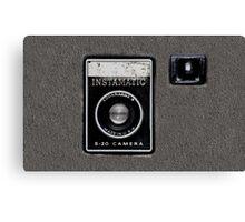 Vintage Camera cell phone case camera geeks Canvas Print