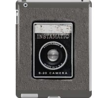 Vintage Camera cell phone case camera geeks iPad Case/Skin