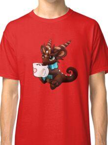 Hot Cocoa Dragon Classic T-Shirt