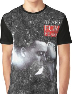 Tears For Fears Graphic T-Shirt