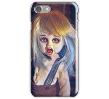 The Living Dead Dolls Thump Repaint: Vincent Ver.1 iPhone Case/Skin