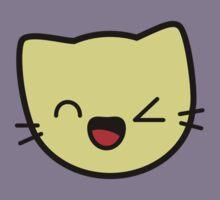 Kawaii Kitty Cats 2048 - tile 256 Kids Clothes