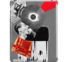 The Mind has Two Sides: The Night and the Day iPad Case/Skin