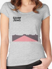 Silver Jews - American Water Women's Fitted Scoop T-Shirt