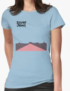 Silver Jews - American Water Womens Fitted T-Shirt