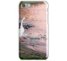 August Swim iPhone Case/Skin