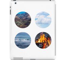 Elements iPad Case/Skin