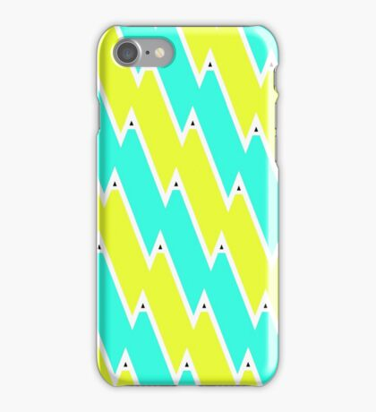 VA Moutains 12 iPhone Case/Skin