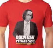 I Knew It Was You | Rediscovering John Cazale Unisex T-Shirt