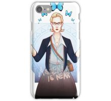 Ascension is Near iPhone Case/Skin
