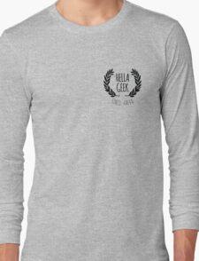 Hella Geek Long Sleeve T-Shirt