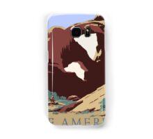 American Southwest #2 Samsung Galaxy Case/Skin