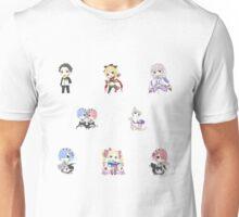 Re:Zero Chibi Unisex T-Shirt