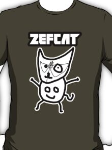 Zef Cat T-Shirt