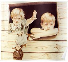 Tree House Children Poster