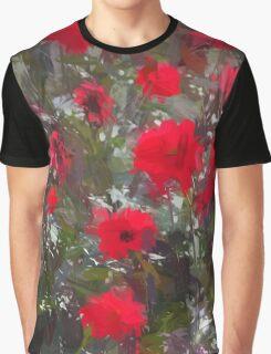 Dahlia red Graphic T-Shirt