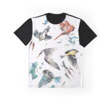 Birdwatching Graphic T-Shirt