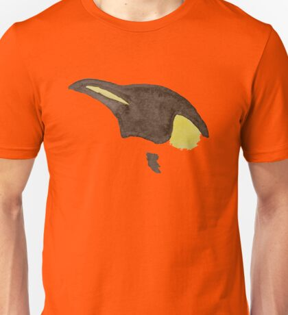 Emperor Penguin - Watercolor Unisex T-Shirt