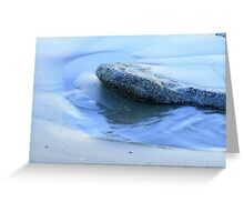 Blue Hour on the Oregon Coast Greeting Card