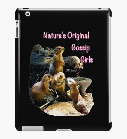 Gossip Girls iPad Case/Skin