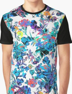 FRACTAL FLORA Graphic T-Shirt