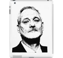 Stipple Murray iPad Case/Skin