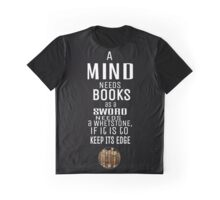 Tyrion Quote Graphic T-Shirt