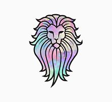 Rainbow Watercolor Lion Unisex T-Shirt