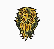 Sunflower Lion Unisex T-Shirt