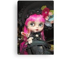 Alice: The Blythe Doll Canvas Print