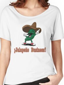 Why are Peppers so Nosey?? Women's Relaxed Fit T-Shirt