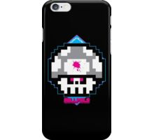 I KILL PXLS: Dead Pixels - VERSION BLACK iPhone Case/Skin